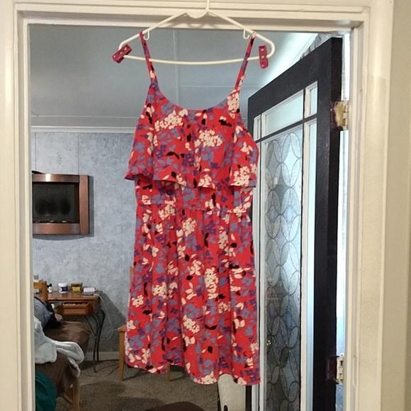 elle Dresses & Skirts - Elle floral sundress size medium